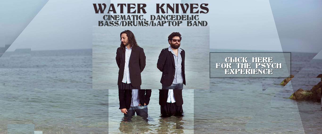 WATER-KNIVES