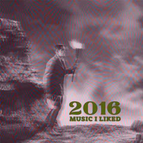 Yair Yona - Music I liked 2016